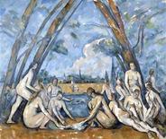 <p>Un cuadro de Paul Cézanne. REUTERS/Cortesía</p>