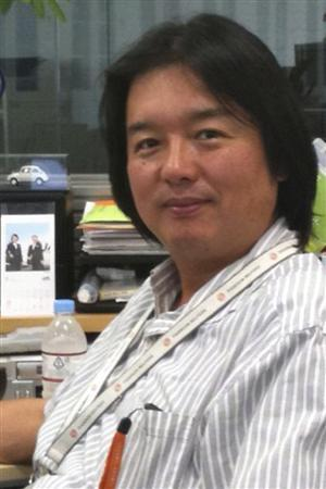 An undated photo of Reuters television cameraman Hiro Muramoto. Muramoto, a 43-year-old Japanese national, was shot dead on April 10, 2010 during a violent clash between Thai troops and anti-government protesters in Bangkok that killed 12 people. REUTERS/Staff