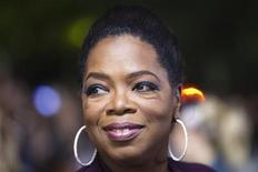 <p>Oprah Winfrey in una foto d'archivio. REUTERS/Mark Blinch (CANADA ENTERTAINMENT HEADSHOT)</p>