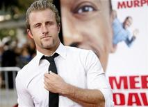 "<p>Actor Scott Caan attends the movie premiere of ""Meet Dave"" at the Mann Village theatre in Westwood, California July 8, 2008. REUTERS/Mario Anzuoni</p>"