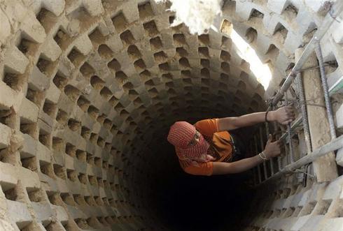 Gaza's underground smugglers