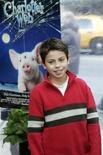 "<p>Actor Jake T. Austin arrives for the premiere of the film ""Charlotte's Web"" in New York December 3, 2006. REUTERS/Keith Bedford</p>"