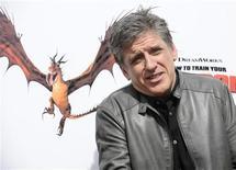 """<p>Актер Крейг Фергюсон на премьере мультфильма """"Как приручить дракона"""" в Лос-Анджелесе 21 марта 2010 года. Фильм про народных супергероев """"Пипец"""" стал лидером по кассовым сборам в Северной Америке за минувшие выходные, обогнав мультфильм """"Как приручить дракона"""" студии DreamWorks Animation. REUTERS/Phil McCarten</p>"""