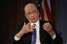 <p>Rupert Murdoch, presidente ed amministratore delegato di News Corporation, in foto d'archivio. REUTERS/Hyungwon Kang</p>