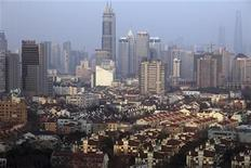 <p>A general view shows buildings at the French Concession area at the centre of Shanghai January 12, 2010. REUTERS/Nir Elias</p>