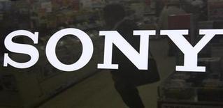 <p>Logo della Sony in foto d'archivio. REUTERS/Toru Hanai</p>