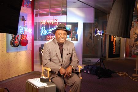 Singer Walter Williams from the O'Jays, photographed at the Rock and Roll Hall of Fame, has decided to go public with his battle with multiple sclerosis after nearly three decades to mark World MS Day on May 26. REUTERS/File/Handout