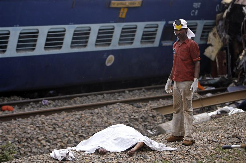 Rail tragedy in West Bengal