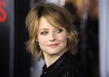 "<p>Actress Jodie Foster attends the premiere of the film ""Edge of Darkness"" in Los Angeles January 26, 2010. REUTERS/Phil McCarten</p>"