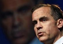 <p>Bank of Canada Governor Mark Carney speaks at the International Organization of Securities Commissions (IOSCO) conference in Montreal, Quebec, June 10, 2010. REUTERS/Christinne Muschi</p>