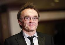 """<p>Cineasta Danny Boyle na cerimônia do Directors Guild of America Awards em Los Angeles em janeiro.O diretor de """"Quem Quer Ser Um Milionário?"""" irá dirigir a cerimônia de abertura da Olimpíada de 2012 em Londres, anunciaram organizadores na quinta-feira. 30/01/2010 REUTERS/Danny Moloshok</p>"""