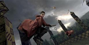 <p>Harry Potter and the Forbidden Journey, part of The Wizarding World of Harry Potter, an expansive new environment at Universal Orlando Resort that will bring the world of Harry Potter to life in seen in this undated handout photo. REUTERS/Universal Orlando/Handout</p>
