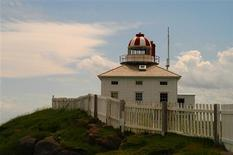 <p>The Cape Spear Lighthouse is seen in this handout photo from 2006. REUTERS/City of St.John's/Handout</p>