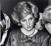 <p>Принцесса Диана на чествовании Армии Спасения в Лондоне, 4 декабря 1985 года. 1 июля 1961 года родилась Диана, принцесса Уэльская. REUTERS/Roy Letkey</p>