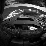 """<p>Фотография, сделанная марсоходом """"Оппортьюнити"""" на Марсе. 7 июля 2003 года НАСА вывело в космос зонд """"Оппортьюнити"""" с миссией на Марс. NASA/JPL/Cornell</p>"""