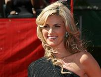 <p>ESPN television sportscaster Erin Andrews arrives at the 2009 ESPY Awards in Los Angeles in this July 15, 2009 file photograph. REUTERS/Danny Moloshok/Files</p>