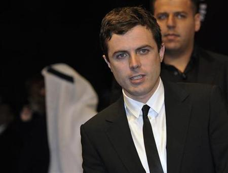 U.S. actor Casey Affleck arrives for the opening ceremony of the 5th edition of the Dubai International Film Festival December 11, 2008. REUTERs/Jumana El Heloueh