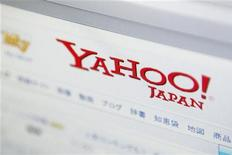 <p>Yahoo Japan, premier portail internet japonais, a choisi d'adopter le moteur de recherche de Google, prenant le contrepied de sa maison mère américaine Yahoo qui s'est alliée à Microsoft. /Photo d'archives/REUTERS</p>