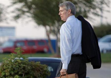 Rob Portman, director of the Office of Budget and Management and the U.S. Trade Representative under former President George W. Bush, in a September 2008 photo. REUTERS/Brian Snyder