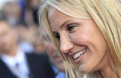 <p>1: Cameron Diaz is the most dangerous celebrity to search for online, according to computer security company McAfee, Inc. REUTERS/Michaela Rehle</p>
