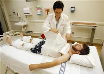 Gaining on death, cooling therapy catches on