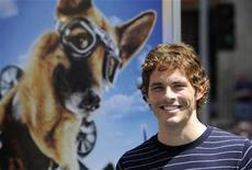 """<p>James Marsden participa de lançamento do filme """"Como Cães e Gatos"""" em Los Angeles. O filme estreia nesse final de semana em circuito nacional. 25/07/2010 REUTERS/Phil McCarten/Arquivo</p>"""