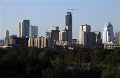 <p>The skyline of downtown Austin, Texas, November 5, 2009. REUTERS/Lucy Nicholson</p>