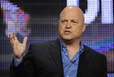 "<p>Cast member Michael Chiklis participates in the panel for ""No Ordinary Family"" during the Disney, ABC Television Group Television Critics Association press tour in Beverly Hills, California August 1, 2010. REUTERS/Phil McCarten</p>"
