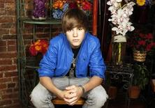 <p>Singer Justin Bieber poses for a portrait in New York, June 3, 2010. REUTERS/Lucas Jackson</p>