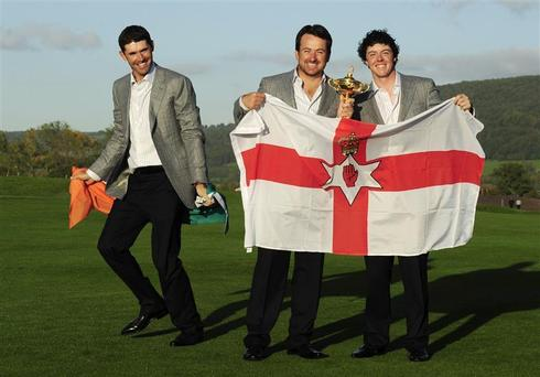 Europe wins Ryder Cup