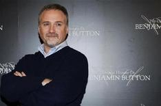"<p>Director David Fincher poses for photographers during a photocall for his film ""The Curious Case of Benjamin Button"" in Paris January 22, 2009. REUTERS/Gonzalo Fuentes</p>"