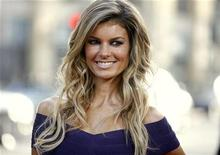 "<p>Model Marisa Miller poses at the premiere of ""Ghosts of Girlfriends Past"" at the Grauman's Chinese theatre in Hollywood, California April 27, 2009. REUTERS/Mario Anzuoni</p>"