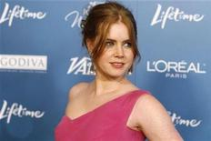 <p>Actress Amy Adams arrives at Variety's annual Power of Women Luncheon in Beverly Hills September 30, 2010. REUTERS/Fred Prouser (UNITED STATES - Tags: ENTERTAINMENT)</p>