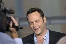 <p>Actor Vince Vaughn in a file photo. REUTERS/Phil McCarten</p>