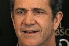 "<p>Actor Mel Gibson poses during a photocall for the film ""Edge of Darkness"" by director Martin Campbell in Paris February 4, 2010. REUTERS/Charles Platiau</p>"