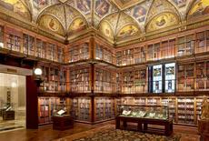 <p>A view of the East Room at New York's Morgan Library and Museum is seen in this 2010 handout photo. REUTERS/Graham Haber/Handout</p>