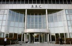 <p>Штаб-квартира BBC в Лондоне 29 октября 2010 года. 2 ноября 1936 года британская телерадиокомпания BBC начала регулярное телевещание на Лондон. REUTERS/Alessia Pierdomenico</p>