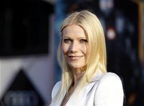 """<p>Gwyneth Paltrow na estreia de """"Homem de Ferro 2"""" em Hollywood, em abril. Em seu novo filme """"Country Strong"""", a atriz interpreta uma cantora em dificuldades. 26/04/2010 REUTERS/Mario Anzuoni</p>"""