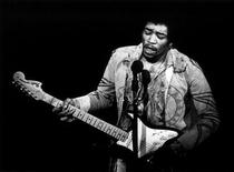 "<p>A 4-CD box set of Hendrix music titled ""The Jimi Hendrix Experience"" will be released worldwide September 12, six days before the 30th anniversary of the famed musicians death. This file photo shows Jimi Hendrix performing at the Gillmore East.</p>"