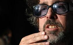<p>Jury president Tim Burton attends a news conference at the 63rd Cannes Film Festival May 12, 2010. REUTERS/Vincent Kessler</p>
