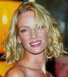 """<p>Актриса Ума Турман на премьере фильма """"Убить Билла. Фильм 1"""", Лондон 2 октября 2003 года. Ниже представлены некоторые культурные события, которые произойдут в Москве сегодня, 25 ноября. REUTERS/Lee Besford</p>"""