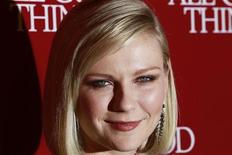 "<p>Kirsten Dunst na estreia do filme ""All Good Things"" em Nova yOrk. 01/12/2010 REUTERS/Lucas Jackson</p>"