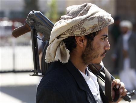 Yemen gun culture harms stability and helps militants
