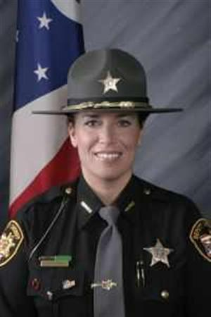 Clark County, Ohio, Sheriff's Deputy Suzanne Hopper, pictured in this undated handout photograph, was killed on January 1, 2011 during an investigation at a trailer park campground in Enon, Ohio. REUTERS/Clark County, Ohio Sheriff's Dept./Handout