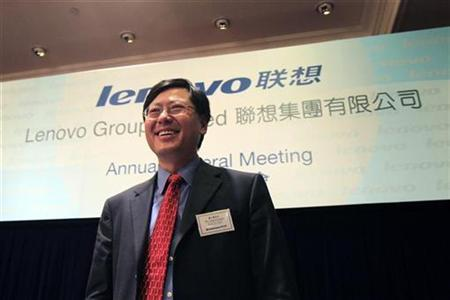 Yang Yuanqing, executive director of Lenovo Group Limited, attends the company's annual general meeting in Hong Kong July 30, 2010. REUTERS/Tyrone Siu