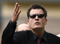 <p>O ator Charlie Sheen é visto em Aspen, Colorado, 2 de agosto de 2010. REUTERS/Rick Wilking</p>