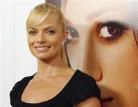 <p>Jaime Pressly na cerimônia de entrega dos prêmios Hollywood Style, em Los Angeles. A atriz foi indiciada na terça-feira por dois delitos de embriaguez, na Califórnia. 10/07/2007 REUTERS/Mario Anzuoni/Arquivo</p>