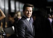 """<p>Mark Wahlberg na estreia de """"O Vencedor"""" em Hollywood. 06/12/2010 REUTERS/Mario Anzuoni/Arquivo</p>"""