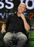 """<p>Foto de archivo de Mike Judge durante un panel del show """"The Goode Family"""" en Los Angeles, ene 16 2009. Tras meses de rumores, MTV confirmó el miércoles que """"Beavis and Butt-Head"""" volverá a la cadena a fines de este año. REUTERS/Phil McCarten</p>"""
