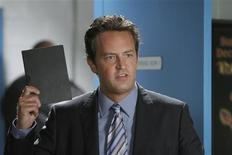 <p>Actor Matthew Perry is shown in his new ABC comedy series 'Mr. Sunshine' in this undated publicity photograph. REUTERS/Michael Desmond/2010 American Broadcasting Companies, Inc./Handout</p>